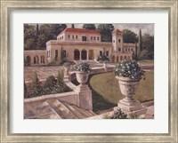 Villa de Espana I Fine Art Print