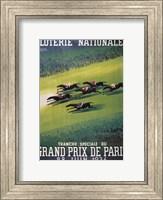 Loterie Nationale Fine Art Print