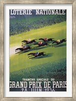 Loterie Nationale Fine Art Print