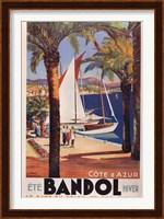 Cote d'Azur (Bandol) Fine Art Print