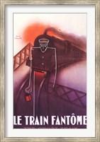 Train Fantome Fine Art Print