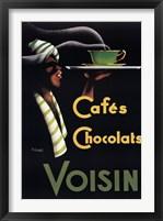 Cafes Chocolats Fine Art Print