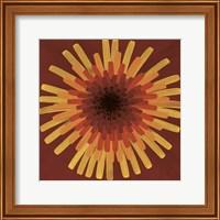 Red Dandelion I - 2002 Fine Art Print