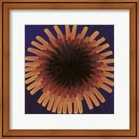Violet Dandelion II - 2002 Fine Art Print