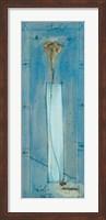 Trompetenblume Blau I Fine Art Print