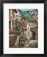 Italian Country Village I Fine Art Print