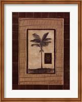 Safari Palm II Fine Art Print