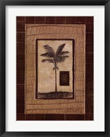 Safari Palm II Fine Art Print