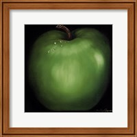 Green Apple Fine Art Print