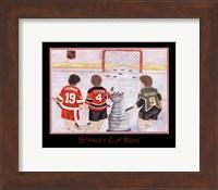 Stanley Cup Kids Fine Art Print
