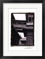 Noble Bridge, Beijing Fine Art Print