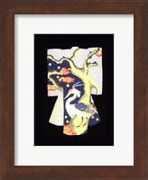 Red Hooded Crane Fine Art Print