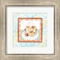 Strawberry Shortcake Fine Art Print