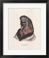 A Pawnee Brave Giclee