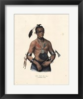 A Winnebago Chief Giclee