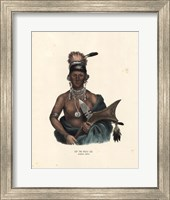 Saukie Chief Giclee