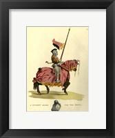 1512-Knight Armed Fine Art Print