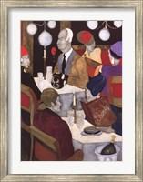 Dinner at Lhardy's Fine Art Print