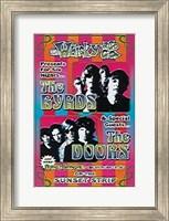 The Byrds, The Doors Fine Art Print