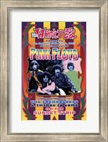 Pink Floyd, 1967 Fine Art Print