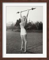 Marilyn - Workin It Fine Art Print