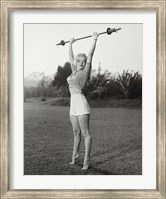 Marilyn - Workin It Fine Art Print