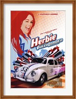 Herbie:  Fully Loaded Fine Art Print