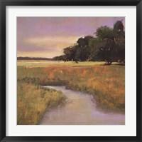 Placid Marsh Fine Art Print