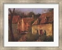 French Farmhouse I Fine Art Print