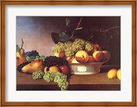 Still Life with Fruit Fine Art Print