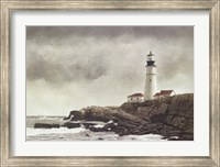 Portland Light Fine Art Print