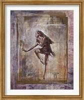 Jazz Lady Fine Art Print