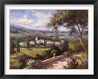 Villa Flora Three Fine Art Print
