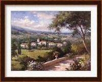 Villa Flora Three Fine Art Print