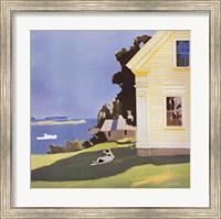 Island Farmhouse, 1969 Fine Art Print