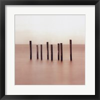 Eight Piers Fine Art Print