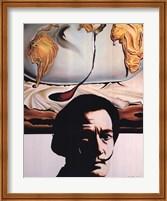 Homage To Dali Fine Art Print