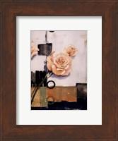 Rose Silueta Fine Art Print