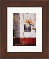 Lily Silueta Fine Art Print