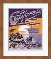 California ad Fine Art Print