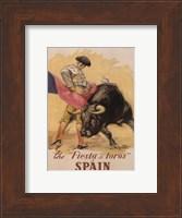 Spain Fine Art Print