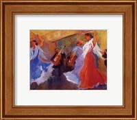 La Celebracion del Baile Fine Art Print