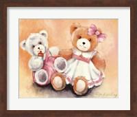 Mama Is Home Fine Art Print
