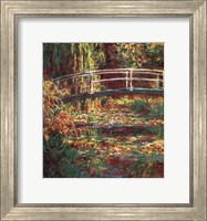 The Water Lilly Pond Fine Art Print
