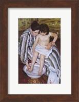 The Bath Fine Art Print