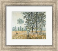 Fields in Spring Fine Art Print
