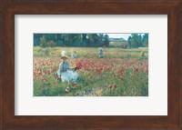 In Flanders Fields Fine Art Print