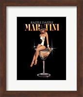 Razzle Dazzle Martini Fine Art Print