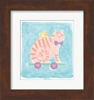 Cat Toy Fine Art Print