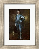 The Blue Boy Fine Art Print